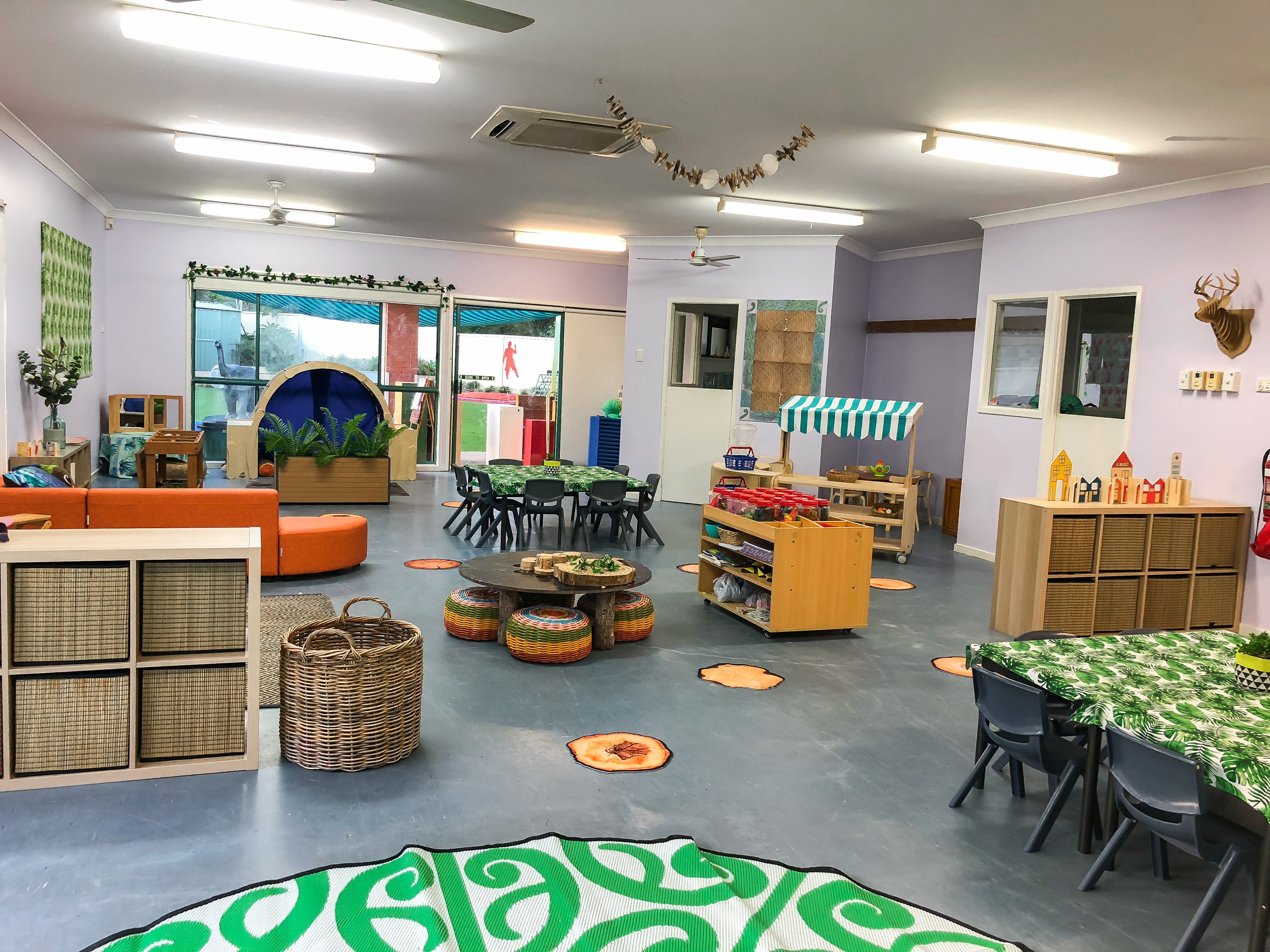 Eagleby childcare centre connecting children with Māori culture