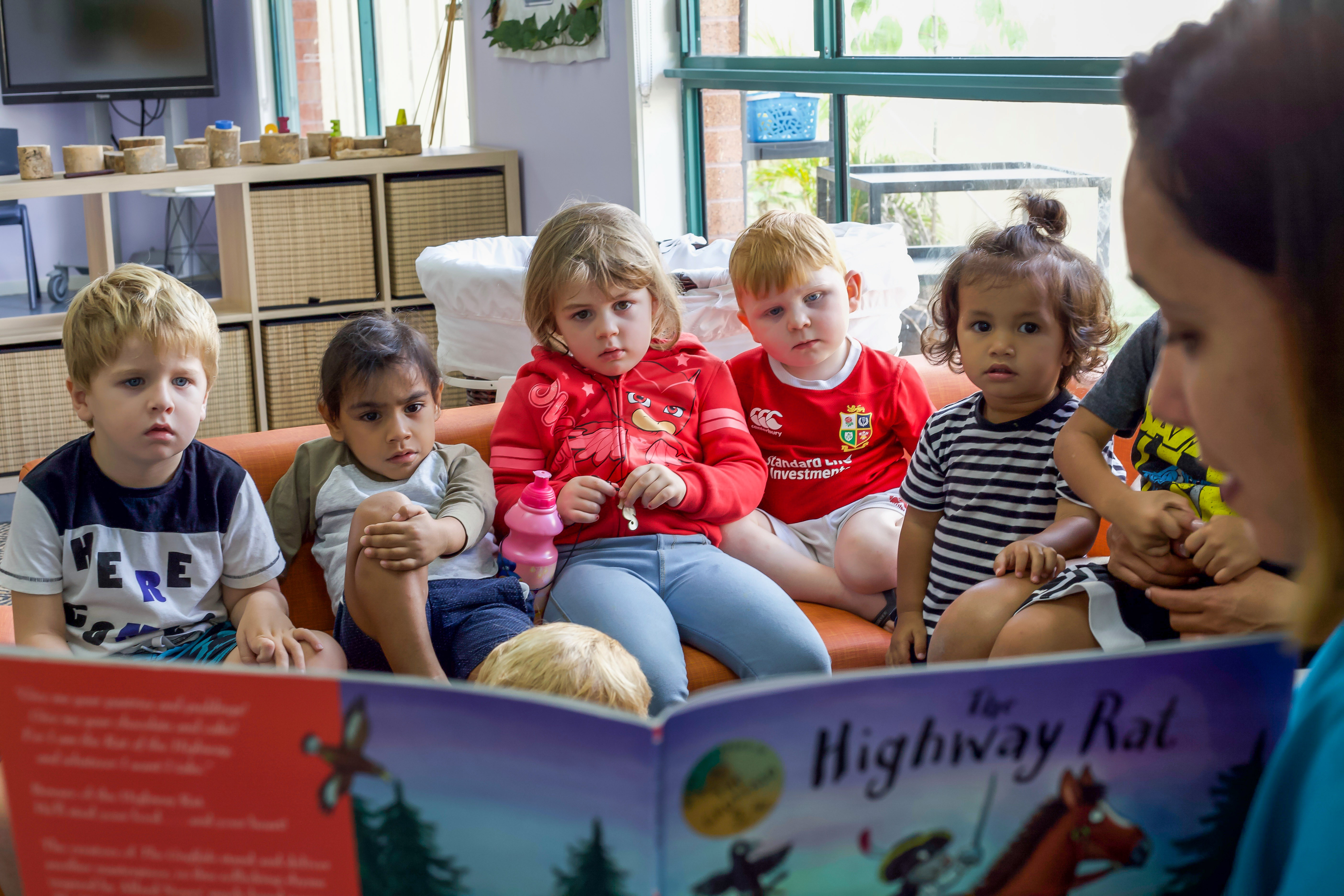 How to Encourage Literacy in Young Children