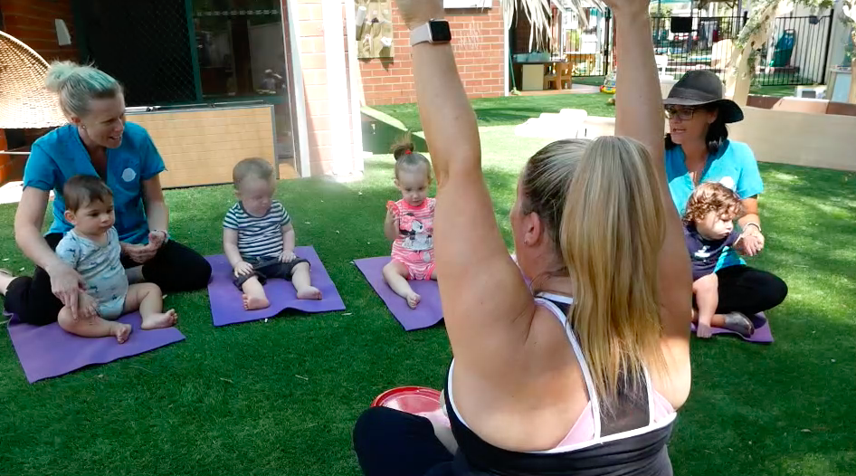 The Developmental Benefits of Yoga for All Ages!